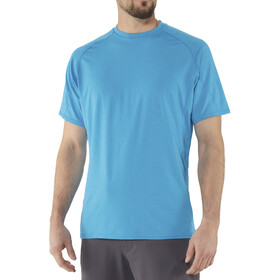 NRS H2Core Silkweight t-shirt Heren blauw